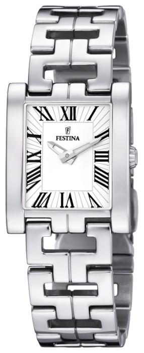 Festina F16364.6 - женские наручные часы из коллекции ClassicFestina<br><br><br>Бренд: Festina<br>Модель: Festina F16364/6<br>Артикул: F16364.6<br>Вариант артикула: None<br>Коллекция: Classic<br>Подколлекция: None<br>Страна: Испания<br>Пол: женские<br>Тип механизма: кварцевые<br>Механизм: M1L22<br>Количество камней: None<br>Автоподзавод: None<br>Источник энергии: от батарейки<br>Срок службы элемента питания: None<br>Дисплей: стрелки<br>Цифры: римские<br>Водозащита: WR 30<br>Противоударные: None<br>Материал корпуса: нерж. сталь<br>Материал браслета: нерж. сталь<br>Материал безеля: None<br>Стекло: минеральное<br>Антибликовое покрытие: None<br>Цвет корпуса: None<br>Цвет браслета: None<br>Цвет циферблата: None<br>Цвет безеля: None<br>Размеры: 24 мм<br>Диаметр: None<br>Диаметр корпуса: None<br>Толщина: None<br>Ширина ремешка: None<br>Вес: None<br>Спорт-функции: None<br>Подсветка: None<br>Вставка: None<br>Отображение даты: None<br>Хронограф: None<br>Таймер: None<br>Термометр: None<br>Хронометр: None<br>GPS: None<br>Радиосинхронизация: None<br>Барометр: None<br>Скелетон: None<br>Дополнительная информация: None<br>Дополнительные функции: None