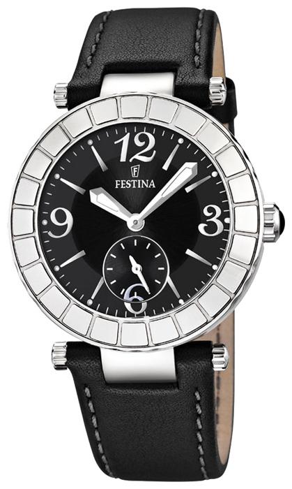 Festina F16619.4 - женские наручные часы из коллекции ClassicFestina<br><br><br>Бренд: Festina<br>Модель: Festina F16619/4<br>Артикул: F16619.4<br>Вариант артикула: None<br>Коллекция: Classic<br>Подколлекция: None<br>Страна: Испания<br>Пол: женские<br>Тип механизма: кварцевые<br>Механизм: M1L45<br>Количество камней: None<br>Автоподзавод: None<br>Источник энергии: от батарейки<br>Срок службы элемента питания: None<br>Дисплей: стрелки<br>Цифры: арабские<br>Водозащита: WR 50<br>Противоударные: None<br>Материал корпуса: нерж. сталь<br>Материал браслета: кожа<br>Материал безеля: None<br>Стекло: минеральное<br>Антибликовое покрытие: None<br>Цвет корпуса: None<br>Цвет браслета: None<br>Цвет циферблата: None<br>Цвет безеля: None<br>Размеры: 38 мм<br>Диаметр: None<br>Диаметр корпуса: None<br>Толщина: None<br>Ширина ремешка: None<br>Вес: None<br>Спорт-функции: None<br>Подсветка: стрелок<br>Вставка: None<br>Отображение даты: None<br>Хронограф: None<br>Таймер: None<br>Термометр: None<br>Хронометр: None<br>GPS: None<br>Радиосинхронизация: None<br>Барометр: None<br>Скелетон: None<br>Дополнительная информация: None<br>Дополнительные функции: None