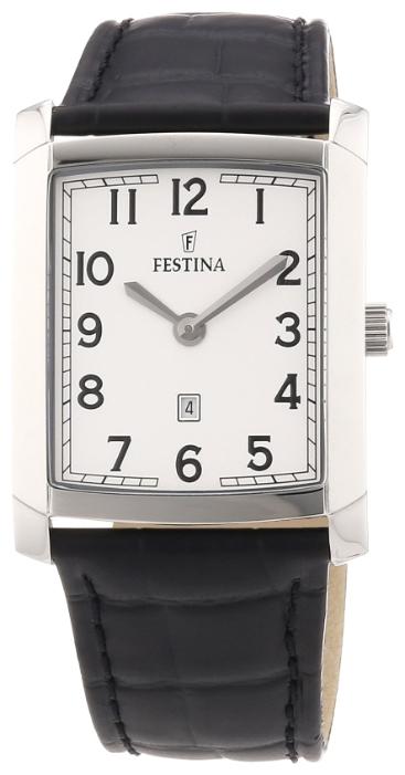 Festina F16512.1 - мужские наручные часы из коллекции ClassicFestina<br><br><br>Бренд: Festina<br>Модель: Festina F16512/1<br>Артикул: F16512.1<br>Вариант артикула: None<br>Коллекция: Classic<br>Подколлекция: None<br>Страна: Испания<br>Пол: мужские<br>Тип механизма: кварцевые<br>Механизм: None<br>Количество камней: None<br>Автоподзавод: None<br>Источник энергии: от батарейки<br>Срок службы элемента питания: None<br>Дисплей: стрелки<br>Цифры: арабские<br>Водозащита: WR 50<br>Противоударные: None<br>Материал корпуса: нерж. сталь<br>Материал браслета: кожа<br>Материал безеля: None<br>Стекло: минеральное<br>Антибликовое покрытие: None<br>Цвет корпуса: None<br>Цвет браслета: None<br>Цвет циферблата: None<br>Цвет безеля: None<br>Размеры: None<br>Диаметр: None<br>Диаметр корпуса: None<br>Толщина: None<br>Ширина ремешка: None<br>Вес: None<br>Спорт-функции: None<br>Подсветка: None<br>Вставка: None<br>Отображение даты: число<br>Хронограф: None<br>Таймер: None<br>Термометр: None<br>Хронометр: None<br>GPS: None<br>Радиосинхронизация: None<br>Барометр: None<br>Скелетон: None<br>Дополнительная информация: None<br>Дополнительные функции: None