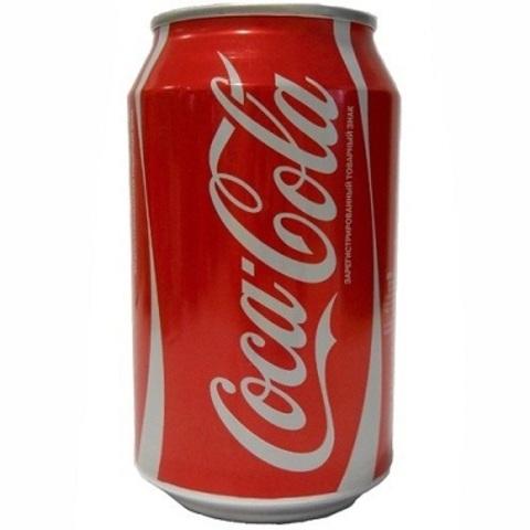 банка кока-кола картинки