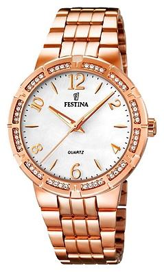 Festina F16705.1 - женские наручные часы из коллекции ClassicFestina<br><br><br>Бренд: Festina<br>Модель: Festina F16705/1<br>Артикул: F16705.1<br>Вариант артикула: None<br>Коллекция: Classic<br>Подколлекция: None<br>Страна: Испания<br>Пол: женские<br>Тип механизма: кварцевые<br>Механизм: M2035<br>Количество камней: None<br>Автоподзавод: None<br>Источник энергии: от батарейки<br>Срок службы элемента питания: None<br>Дисплей: стрелки<br>Цифры: арабские<br>Водозащита: WR 50<br>Противоударные: None<br>Материал корпуса: нерж. сталь, PVD покрытие (полное)<br>Материал браслета: нерж. сталь, PVD покрытие (полное)<br>Материал безеля: None<br>Стекло: минеральное<br>Антибликовое покрытие: None<br>Цвет корпуса: None<br>Цвет браслета: None<br>Цвет циферблата: None<br>Цвет безеля: None<br>Размеры: 36 мм<br>Диаметр: None<br>Диаметр корпуса: None<br>Толщина: None<br>Ширина ремешка: None<br>Вес: None<br>Спорт-функции: None<br>Подсветка: стрелок<br>Вставка: None<br>Отображение даты: None<br>Хронограф: None<br>Таймер: None<br>Термометр: None<br>Хронометр: None<br>GPS: None<br>Радиосинхронизация: None<br>Барометр: None<br>Скелетон: None<br>Дополнительная информация: None<br>Дополнительные функции: None