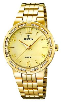 Festina F16704.2 - женские наручные часы из коллекции ClassicFestina<br><br><br>Бренд: Festina<br>Модель: Festina F16704/2<br>Артикул: F16704.2<br>Вариант артикула: None<br>Коллекция: Classic<br>Подколлекция: None<br>Страна: Испания<br>Пол: женские<br>Тип механизма: кварцевые<br>Механизм: M2035<br>Количество камней: None<br>Автоподзавод: None<br>Источник энергии: от батарейки<br>Срок службы элемента питания: None<br>Дисплей: стрелки<br>Цифры: арабские<br>Водозащита: WR 50<br>Противоударные: None<br>Материал корпуса: нерж. сталь, PVD покрытие (полное)<br>Материал браслета: нерж. сталь, PVD покрытие (полное)<br>Материал безеля: None<br>Стекло: минеральное<br>Антибликовое покрытие: None<br>Цвет корпуса: None<br>Цвет браслета: None<br>Цвет циферблата: None<br>Цвет безеля: None<br>Размеры: 36 мм<br>Диаметр: None<br>Диаметр корпуса: None<br>Толщина: None<br>Ширина ремешка: None<br>Вес: None<br>Спорт-функции: None<br>Подсветка: стрелок<br>Вставка: None<br>Отображение даты: None<br>Хронограф: None<br>Таймер: None<br>Термометр: None<br>Хронометр: None<br>GPS: None<br>Радиосинхронизация: None<br>Барометр: None<br>Скелетон: None<br>Дополнительная информация: None<br>Дополнительные функции: None