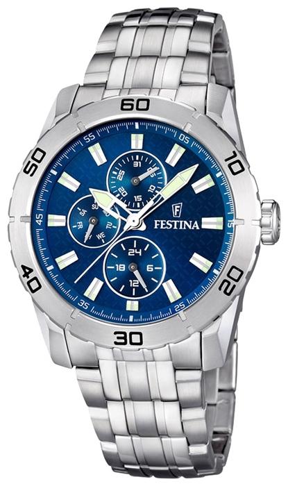 Festina F16606.2 - мужские наручные часы из коллекции MultifunctionFestina<br><br><br>Бренд: Festina<br>Модель: Festina F16606/2<br>Артикул: F16606.2<br>Вариант артикула: None<br>Коллекция: Multifunction<br>Подколлекция: None<br>Страна: Испания<br>Пол: мужские<br>Тип механизма: кварцевые<br>Механизм: M6P27<br>Количество камней: None<br>Автоподзавод: None<br>Источник энергии: от батарейки<br>Срок службы элемента питания: None<br>Дисплей: стрелки<br>Цифры: отсутствуют<br>Водозащита: WR 50<br>Противоударные: None<br>Материал корпуса: нерж. сталь<br>Материал браслета: нерж. сталь<br>Материал безеля: None<br>Стекло: минеральное<br>Антибликовое покрытие: None<br>Цвет корпуса: None<br>Цвет браслета: None<br>Цвет циферблата: None<br>Цвет безеля: None<br>Размеры: 44 мм<br>Диаметр: None<br>Диаметр корпуса: None<br>Толщина: None<br>Ширина ремешка: None<br>Вес: None<br>Спорт-функции: None<br>Подсветка: стрелок<br>Вставка: None<br>Отображение даты: число, день недели<br>Хронограф: None<br>Таймер: None<br>Термометр: None<br>Хронометр: None<br>GPS: None<br>Радиосинхронизация: None<br>Барометр: None<br>Скелетон: None<br>Дополнительная информация: None<br>Дополнительные функции: второй часовой пояс