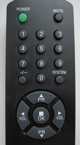Пульт LG 105-230M для
