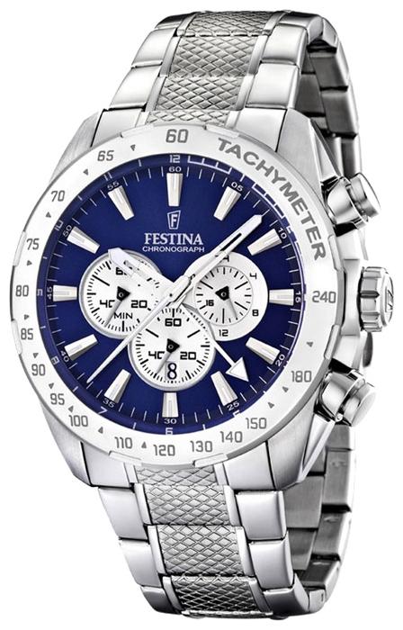 Festina F16488.8 - мужские наручные часы из коллекции ChronographFestina<br><br><br>Бренд: Festina<br>Модель: Festina F16488/8<br>Артикул: F16488.8<br>Вариант артикула: None<br>Коллекция: Chronograph<br>Подколлекция: None<br>Страна: Испания<br>Пол: мужские<br>Тип механизма: кварцевые<br>Механизм: None<br>Количество камней: None<br>Автоподзавод: None<br>Источник энергии: от батарейки<br>Срок службы элемента питания: None<br>Дисплей: стрелки<br>Цифры: арабские<br>Водозащита: WR 100<br>Противоударные: None<br>Материал корпуса: нерж. сталь<br>Материал браслета: нерж. сталь<br>Материал безеля: None<br>Стекло: минеральное<br>Антибликовое покрытие: None<br>Цвет корпуса: None<br>Цвет браслета: None<br>Цвет циферблата: None<br>Цвет безеля: None<br>Размеры: 46x12.7 мм<br>Диаметр: None<br>Диаметр корпуса: None<br>Толщина: None<br>Ширина ремешка: None<br>Вес: None<br>Спорт-функции: секундомер<br>Подсветка: стрелок<br>Вставка: None<br>Отображение даты: число<br>Хронограф: есть<br>Таймер: None<br>Термометр: None<br>Хронометр: None<br>GPS: None<br>Радиосинхронизация: None<br>Барометр: None<br>Скелетон: None<br>Дополнительная информация: None<br>Дополнительные функции: второй часовой пояс