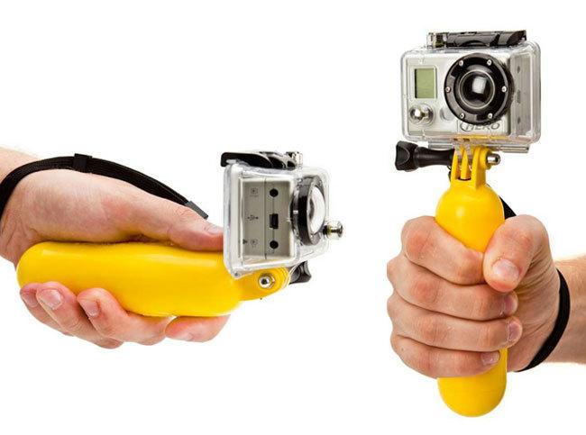 Ручка поплавок для камеры