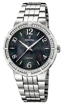 Festina F16703.2 - женские наручные часы из коллекции ClassicFestina<br><br><br>Бренд: Festina<br>Модель: Festina F16703/2<br>Артикул: F16703.2<br>Вариант артикула: None<br>Коллекция: Classic<br>Подколлекция: None<br>Страна: Испания<br>Пол: женские<br>Тип механизма: кварцевые<br>Механизм: M2035<br>Количество камней: None<br>Автоподзавод: None<br>Источник энергии: от батарейки<br>Срок службы элемента питания: None<br>Дисплей: стрелки<br>Цифры: арабские<br>Водозащита: WR 50<br>Противоударные: None<br>Материал корпуса: нерж. сталь<br>Материал браслета: нерж. сталь<br>Материал безеля: None<br>Стекло: минеральное<br>Антибликовое покрытие: None<br>Цвет корпуса: None<br>Цвет браслета: None<br>Цвет циферблата: None<br>Цвет безеля: None<br>Размеры: 36 мм<br>Диаметр: None<br>Диаметр корпуса: None<br>Толщина: None<br>Ширина ремешка: None<br>Вес: None<br>Спорт-функции: None<br>Подсветка: стрелок<br>Вставка: None<br>Отображение даты: None<br>Хронограф: None<br>Таймер: None<br>Термометр: None<br>Хронометр: None<br>GPS: None<br>Радиосинхронизация: None<br>Барометр: None<br>Скелетон: None<br>Дополнительная информация: None<br>Дополнительные функции: None