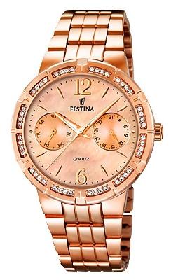 Festina F16702.2 - женские наручные часы из коллекции MultifunctionFestina<br><br><br>Бренд: Festina<br>Модель: Festina F16702/2<br>Артикул: F16702.2<br>Вариант артикула: None<br>Коллекция: Multifunction<br>Подколлекция: None<br>Страна: Испания<br>Пол: женские<br>Тип механизма: кварцевые<br>Механизм: M2P25<br>Количество камней: None<br>Автоподзавод: None<br>Источник энергии: от батарейки<br>Срок службы элемента питания: None<br>Дисплей: стрелки<br>Цифры: арабские<br>Водозащита: WR 50<br>Противоударные: None<br>Материал корпуса: нерж. сталь, PVD покрытие (полное)<br>Материал браслета: нерж. сталь, PVD покрытие (полное)<br>Материал безеля: None<br>Стекло: минеральное<br>Антибликовое покрытие: None<br>Цвет корпуса: None<br>Цвет браслета: None<br>Цвет циферблата: None<br>Цвет безеля: None<br>Размеры: 36x9 мм<br>Диаметр: None<br>Диаметр корпуса: None<br>Толщина: None<br>Ширина ремешка: None<br>Вес: None<br>Спорт-функции: None<br>Подсветка: стрелок<br>Вставка: None<br>Отображение даты: число, день недели<br>Хронограф: None<br>Таймер: None<br>Термометр: None<br>Хронометр: None<br>GPS: None<br>Радиосинхронизация: None<br>Барометр: None<br>Скелетон: None<br>Дополнительная информация: None<br>Дополнительные функции: None