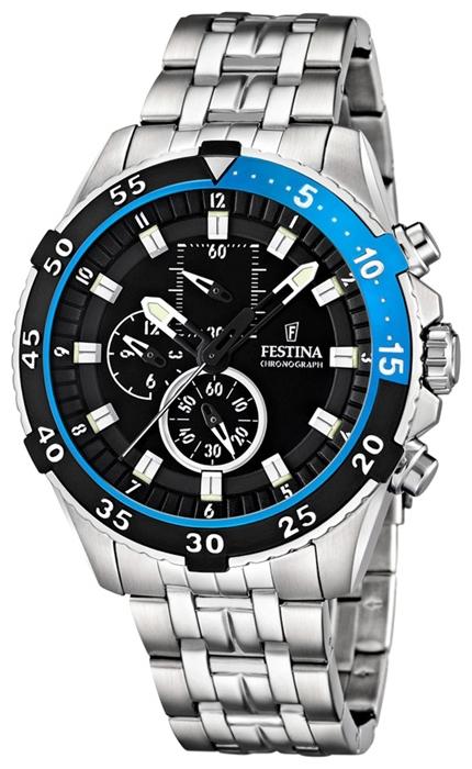 Festina F16603.3 - мужские наручные часы из коллекции SportFestina<br><br><br>Бренд: Festina<br>Модель: Festina F16603/3<br>Артикул: F16603.3<br>Вариант артикула: None<br>Коллекция: Sport<br>Подколлекция: None<br>Страна: Испания<br>Пол: мужские<br>Тип механизма: кварцевые<br>Механизм: M0S30<br>Количество камней: None<br>Автоподзавод: None<br>Источник энергии: от батарейки<br>Срок службы элемента питания: None<br>Дисплей: стрелки<br>Цифры: арабские<br>Водозащита: WR 100<br>Противоударные: None<br>Материал корпуса: нерж. сталь<br>Материал браслета: нерж. сталь<br>Материал безеля: None<br>Стекло: минеральное<br>Антибликовое покрытие: None<br>Цвет корпуса: None<br>Цвет браслета: None<br>Цвет циферблата: None<br>Цвет безеля: None<br>Размеры: 46x14 мм<br>Диаметр: None<br>Диаметр корпуса: None<br>Толщина: None<br>Ширина ремешка: None<br>Вес: None<br>Спорт-функции: секундомер<br>Подсветка: стрелок<br>Вставка: None<br>Отображение даты: None<br>Хронограф: есть<br>Таймер: None<br>Термометр: None<br>Хронометр: None<br>GPS: None<br>Радиосинхронизация: None<br>Барометр: None<br>Скелетон: None<br>Дополнительная информация: None<br>Дополнительные функции: None