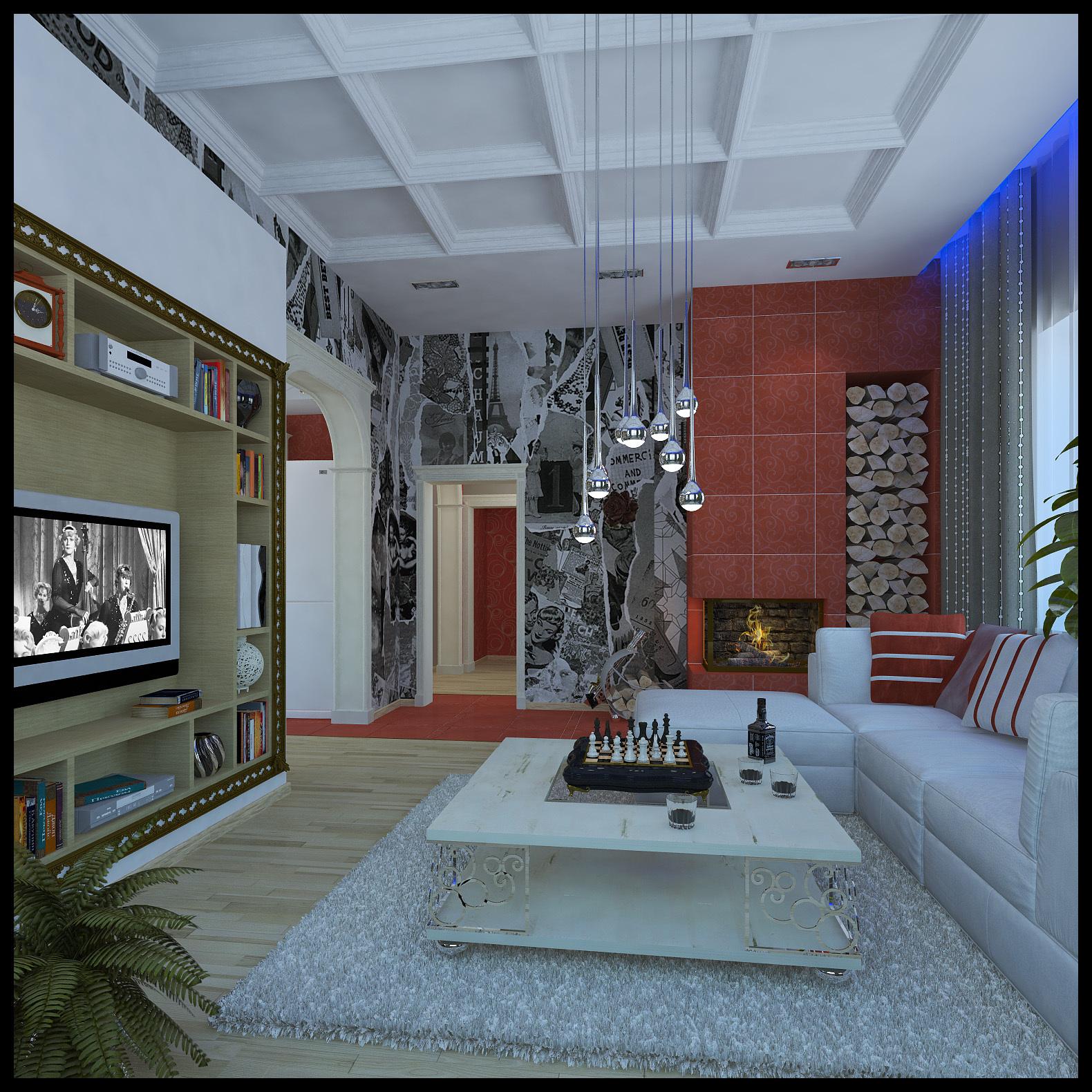 tobias grau falling waters 9 lamps. Black Bedroom Furniture Sets. Home Design Ideas