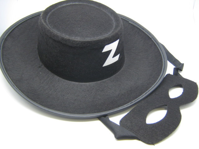 Как сделать шляпу для зорро