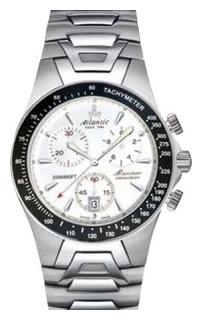 Atlantic 80476.41.21 - мужские наручные часы из коллекции MarinerAtlantic<br><br><br>Бренд: Atlantic<br>Модель: Atlantic 80476.41.21<br>Артикул: 80476.41.21<br>Вариант артикула: None<br>Коллекция: Mariner<br>Подколлекция: None<br>Страна: Швейцария<br>Пол: мужские<br>Тип механизма: кварцевые<br>Механизм: ETA 251.272<br>Количество камней: None<br>Автоподзавод: None<br>Источник энергии: от батарейки<br>Срок службы элемента питания: None<br>Дисплей: стрелки<br>Цифры: отсутствуют<br>Водозащита: WR 200<br>Противоударные: None<br>Материал корпуса: нерж. сталь, PVD покрытие (частичное)<br>Материал браслета: нерж. сталь<br>Материал безеля: None<br>Стекло: сапфировое<br>Антибликовое покрытие: None<br>Цвет корпуса: None<br>Цвет браслета: None<br>Цвет циферблата: None<br>Цвет безеля: None<br>Размеры: 41 мм<br>Диаметр: None<br>Диаметр корпуса: None<br>Толщина: None<br>Ширина ремешка: None<br>Вес: None<br>Спорт-функции: секундомер<br>Подсветка: стрелок<br>Вставка: None<br>Отображение даты: число<br>Хронограф: есть<br>Таймер: None<br>Термометр: None<br>Хронометр: None<br>GPS: None<br>Радиосинхронизация: None<br>Барометр: None<br>Скелетон: None<br>Дополнительная информация: None<br>Дополнительные функции: None