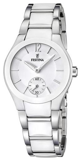 Festina F16588.1 - женские наручные часы из коллекции CeramicFestina<br><br><br>Бренд: Festina<br>Модель: Festina F16588/1<br>Артикул: F16588.1<br>Вариант артикула: None<br>Коллекция: Ceramic<br>Подколлекция: None<br>Страна: Испания<br>Пол: женские<br>Тип механизма: кварцевые<br>Механизм: M1L45<br>Количество камней: None<br>Автоподзавод: None<br>Источник энергии: от батарейки<br>Срок службы элемента питания: None<br>Дисплей: стрелки<br>Цифры: арабские<br>Водозащита: WR 50<br>Противоударные: None<br>Материал корпуса: нерж. сталь + керамика<br>Материал браслета: нерж. сталь + керамика<br>Материал безеля: None<br>Стекло: минеральное<br>Антибликовое покрытие: None<br>Цвет корпуса: None<br>Цвет браслета: None<br>Цвет циферблата: None<br>Цвет безеля: None<br>Размеры: 32 мм<br>Диаметр: None<br>Диаметр корпуса: None<br>Толщина: None<br>Ширина ремешка: None<br>Вес: None<br>Спорт-функции: None<br>Подсветка: стрелок<br>Вставка: None<br>Отображение даты: None<br>Хронограф: None<br>Таймер: None<br>Термометр: None<br>Хронометр: None<br>GPS: None<br>Радиосинхронизация: None<br>Барометр: None<br>Скелетон: None<br>Дополнительная информация: None<br>Дополнительные функции: None