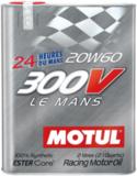 MOTUL 300 V Le Mans 20W-60 100% SYNTHESE  моторное масло для многочасовых гонок. Larbre Competition, Le Mans 24, FIA GT.