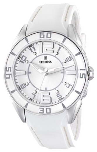 Festina F16492.1 - женские наручные часы из коллекции SportFestina<br><br><br>Бренд: Festina<br>Модель: Festina F16492/1<br>Артикул: F16492.1<br>Вариант артикула: None<br>Коллекция: Sport<br>Подколлекция: None<br>Страна: Испания<br>Пол: женские<br>Тип механизма: кварцевые<br>Механизм: None<br>Количество камней: None<br>Автоподзавод: None<br>Источник энергии: от батарейки<br>Срок службы элемента питания: None<br>Дисплей: стрелки<br>Цифры: арабские<br>Водозащита: WR 50<br>Противоударные: None<br>Материал корпуса: нерж. сталь<br>Материал браслета: каучук<br>Материал безеля: None<br>Стекло: минеральное<br>Антибликовое покрытие: None<br>Цвет корпуса: None<br>Цвет браслета: None<br>Цвет циферблата: None<br>Цвет безеля: None<br>Размеры: 41 мм<br>Диаметр: None<br>Диаметр корпуса: None<br>Толщина: None<br>Ширина ремешка: None<br>Вес: None<br>Спорт-функции: None<br>Подсветка: None<br>Вставка: None<br>Отображение даты: None<br>Хронограф: None<br>Таймер: None<br>Термометр: None<br>Хронометр: None<br>GPS: None<br>Радиосинхронизация: None<br>Барометр: None<br>Скелетон: None<br>Дополнительная информация: None<br>Дополнительные функции: None