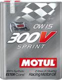 MOTUL 300V 0w15 Sprint  100% синтетическое моторное масло