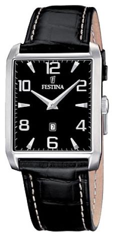Festina F16514.3 - мужские наручные часы из коллекции ClassicFestina<br><br><br>Бренд: Festina<br>Модель: Festina F16514/3<br>Артикул: F16514.3<br>Вариант артикула: None<br>Коллекция: Classic<br>Подколлекция: None<br>Страна: Испания<br>Пол: мужские<br>Тип механизма: кварцевые<br>Механизм: None<br>Количество камней: None<br>Автоподзавод: None<br>Источник энергии: от батарейки<br>Срок службы элемента питания: None<br>Дисплей: стрелки<br>Цифры: арабские<br>Водозащита: WR 50<br>Противоударные: None<br>Материал корпуса: нерж. сталь<br>Материал браслета: кожа (не указан)<br>Материал безеля: None<br>Стекло: минеральное<br>Антибликовое покрытие: None<br>Цвет корпуса: None<br>Цвет браслета: None<br>Цвет циферблата: None<br>Цвет безеля: None<br>Размеры: None<br>Диаметр: None<br>Диаметр корпуса: None<br>Толщина: None<br>Ширина ремешка: None<br>Вес: None<br>Спорт-функции: None<br>Подсветка: None<br>Вставка: None<br>Отображение даты: число<br>Хронограф: None<br>Таймер: None<br>Термометр: None<br>Хронометр: None<br>GPS: None<br>Радиосинхронизация: None<br>Барометр: None<br>Скелетон: None<br>Дополнительная информация: None<br>Дополнительные функции: None