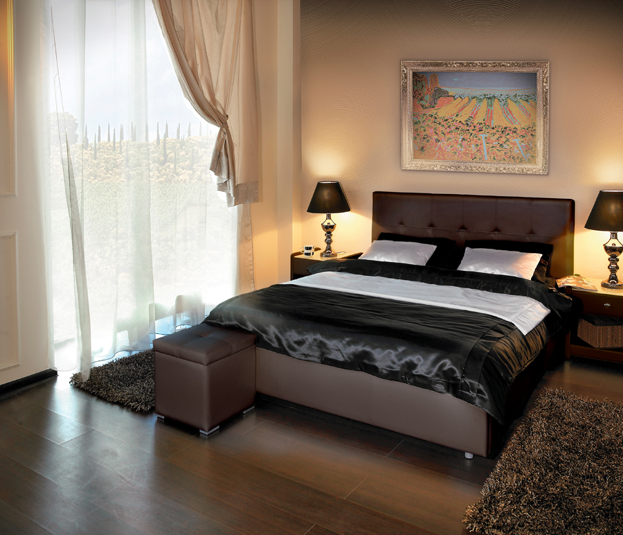 Кровати венге фото