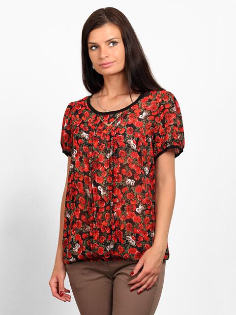 Красная Блузка В Омске
