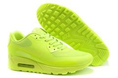 Кроссовки женские Nike Air Max 90 HyperFuse Green