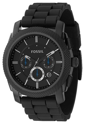 Fossil FS4487 - мужские наручные часы из коллекции FashionFossil<br><br><br>Бренд: Fossil<br>Модель: Fossil FS4487<br>Артикул: FS4487<br>Вариант артикула: None<br>Коллекция: Fashion<br>Подколлекция: None<br>Страна: США<br>Пол: мужские<br>Тип механизма: кварцевые<br>Механизм: None<br>Количество камней: None<br>Автоподзавод: None<br>Источник энергии: от батарейки<br>Срок службы элемента питания: None<br>Дисплей: стрелки<br>Цифры: отсутствуют<br>Водозащита: WR 50<br>Противоударные: None<br>Материал корпуса: нерж. сталь<br>Материал браслета: каучук<br>Материал безеля: None<br>Стекло: минеральное<br>Антибликовое покрытие: None<br>Цвет корпуса: None<br>Цвет браслета: None<br>Цвет циферблата: None<br>Цвет безеля: None<br>Размеры: 45x45 мм<br>Диаметр: None<br>Диаметр корпуса: None<br>Толщина: None<br>Ширина ремешка: None<br>Вес: None<br>Спорт-функции: секундомер<br>Подсветка: None<br>Вставка: None<br>Отображение даты: число<br>Хронограф: есть<br>Таймер: None<br>Термометр: None<br>Хронометр: None<br>GPS: None<br>Радиосинхронизация: None<br>Барометр: None<br>Скелетон: None<br>Дополнительная информация: None<br>Дополнительные функции: None