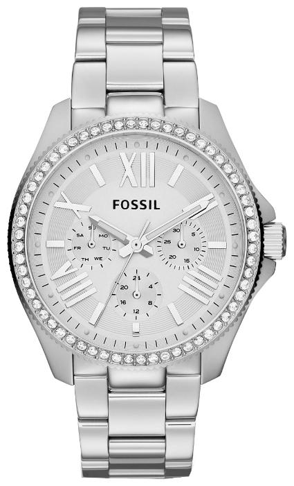 Fossil AM4481 - женские наручные часы из коллекции CecileFossil<br><br><br>Бренд: Fossil<br>Модель: Fossil AM4481<br>Артикул: AM4481<br>Вариант артикула: None<br>Коллекция: Cecile<br>Подколлекция: None<br>Страна: США<br>Пол: женские<br>Тип механизма: кварцевые<br>Механизм: None<br>Количество камней: None<br>Автоподзавод: None<br>Источник энергии: от батарейки<br>Срок службы элемента питания: None<br>Дисплей: стрелки<br>Цифры: римские<br>Водозащита: WR 100<br>Противоударные: None<br>Материал корпуса: нерж. сталь<br>Материал браслета: нерж. сталь<br>Материал безеля: None<br>Стекло: минеральное<br>Антибликовое покрытие: None<br>Цвет корпуса: None<br>Цвет браслета: None<br>Цвет циферблата: None<br>Цвет безеля: None<br>Размеры: 40x12 мм<br>Диаметр: None<br>Диаметр корпуса: None<br>Толщина: None<br>Ширина ремешка: None<br>Вес: None<br>Спорт-функции: None<br>Подсветка: стрелок<br>Вставка: None<br>Отображение даты: число, день недели<br>Хронограф: None<br>Таймер: None<br>Термометр: None<br>Хронометр: None<br>GPS: None<br>Радиосинхронизация: None<br>Барометр: None<br>Скелетон: None<br>Дополнительная информация: None<br>Дополнительные функции: None