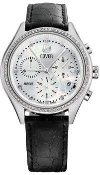 Cover CO160.04 - женские наручные часы из коллекции LadiesCover<br>Хронограф. Индикация числа. Корпус изготовлен из нержавеющей стали, украшен кристаллами.<br><br>Бренд: Cover<br>Модель: Cover CO160.04<br>Артикул: CO160.04<br>Вариант артикула: None<br>Коллекция: Ladies<br>Подколлекция: None<br>Страна: Швейцария<br>Пол: женские<br>Тип механизма: None<br>Механизм: кварцевые<br>Количество камней: None<br>Автоподзавод: None<br>Источник энергии: None<br>Срок службы элемента питания: None<br>Дисплей: None<br>Цифры: None<br>Водозащита: WR 50<br>Противоударные: None<br>Материал корпуса: Нержавеющая сталь<br>Материал браслета: None<br>Материал безеля: None<br>Стекло: сапфировое<br>Антибликовое покрытие: None<br>Цвет корпуса: None<br>Цвет браслета: None<br>Цвет циферблата: None<br>Цвет безеля: None<br>Размеры: None<br>Диаметр: None<br>Диаметр корпуса: None<br>Толщина: None<br>Ширина ремешка: None<br>Вес: None<br>Спорт-функции: None<br>Подсветка: None<br>Вставка: None<br>Отображение даты: None<br>Хронограф: есть<br>Таймер: None<br>Термометр: None<br>Хронометр: None<br>GPS: None<br>Радиосинхронизация: None<br>Барометр: None<br>Скелетон: None<br>Дополнительная информация: None<br>Дополнительные функции: None