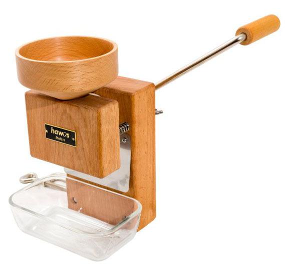 Ручная домашняя мельница для зерна Hawos Molere купить