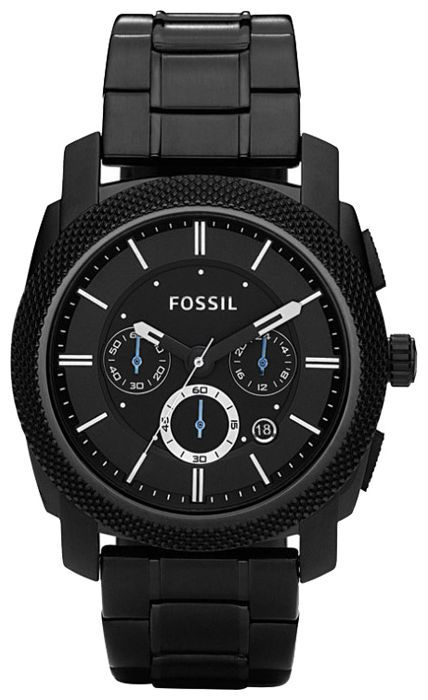 Fossil FS4552 - мужские наручные часы из коллекции FashionFossil<br><br><br>Бренд: Fossil<br>Модель: Fossil FS4552<br>Артикул: FS4552<br>Вариант артикула: None<br>Коллекция: Fashion<br>Подколлекция: None<br>Страна: США<br>Пол: мужские<br>Тип механизма: кварцевые<br>Механизм: None<br>Количество камней: None<br>Автоподзавод: None<br>Источник энергии: от батарейки<br>Срок службы элемента питания: None<br>Дисплей: стрелки<br>Цифры: отсутствуют<br>Водозащита: WR 50<br>Противоударные: None<br>Материал корпуса: нерж. сталь, PVD покрытие<br>Материал браслета: не указан, PVD покрытие<br>Материал безеля: None<br>Стекло: минеральное<br>Антибликовое покрытие: None<br>Цвет корпуса: None<br>Цвет браслета: None<br>Цвет циферблата: None<br>Цвет безеля: None<br>Размеры: 45x45x12 мм<br>Диаметр: None<br>Диаметр корпуса: None<br>Толщина: None<br>Ширина ремешка: None<br>Вес: None<br>Спорт-функции: секундомер<br>Подсветка: стрелок<br>Вставка: None<br>Отображение даты: число<br>Хронограф: есть<br>Таймер: None<br>Термометр: None<br>Хронометр: None<br>GPS: None<br>Радиосинхронизация: None<br>Барометр: None<br>Скелетон: None<br>Дополнительная информация: None<br>Дополнительные функции: None