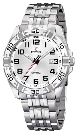 Festina F16495.1 - мужские наручные часы из коллекции SportFestina<br><br><br>Бренд: Festina<br>Модель: Festina F16495/1<br>Артикул: F16495.1<br>Вариант артикула: None<br>Коллекция: Sport<br>Подколлекция: None<br>Страна: Испания<br>Пол: мужские<br>Тип механизма: кварцевые<br>Механизм: None<br>Количество камней: None<br>Автоподзавод: None<br>Источник энергии: от батарейки<br>Срок службы элемента питания: None<br>Дисплей: стрелки<br>Цифры: арабские<br>Водозащита: WR 100<br>Противоударные: None<br>Материал корпуса: нерж. сталь<br>Материал браслета: не указан<br>Материал безеля: None<br>Стекло: минеральное<br>Антибликовое покрытие: None<br>Цвет корпуса: None<br>Цвет браслета: None<br>Цвет циферблата: None<br>Цвет безеля: None<br>Размеры: None<br>Диаметр: None<br>Диаметр корпуса: None<br>Толщина: None<br>Ширина ремешка: None<br>Вес: None<br>Спорт-функции: None<br>Подсветка: стрелок<br>Вставка: None<br>Отображение даты: число<br>Хронограф: None<br>Таймер: None<br>Термометр: None<br>Хронометр: None<br>GPS: None<br>Радиосинхронизация: None<br>Барометр: None<br>Скелетон: None<br>Дополнительная информация: None<br>Дополнительные функции: None