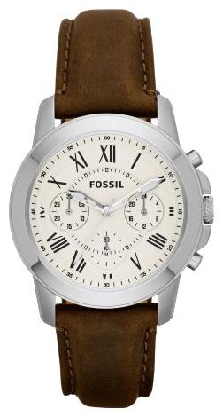 Fossil FS4839 - мужские наручные часы из коллекции FashionFossil<br><br><br>Бренд: Fossil<br>Модель: Fossil FS4839<br>Артикул: FS4839<br>Вариант артикула: None<br>Коллекция: Fashion<br>Подколлекция: None<br>Страна: США<br>Пол: мужские<br>Тип механизма: кварцевые<br>Механизм: None<br>Количество камней: None<br>Автоподзавод: None<br>Источник энергии: от батарейки<br>Срок службы элемента питания: None<br>Дисплей: стрелки<br>Цифры: римские<br>Водозащита: WR 50<br>Противоударные: None<br>Материал корпуса: нерж. сталь<br>Материал браслета: кожа (не указан)<br>Материал безеля: None<br>Стекло: минеральное<br>Антибликовое покрытие: None<br>Цвет корпуса: None<br>Цвет браслета: None<br>Цвет циферблата: None<br>Цвет безеля: None<br>Размеры: 44x12 мм<br>Диаметр: None<br>Диаметр корпуса: None<br>Толщина: None<br>Ширина ремешка: None<br>Вес: None<br>Спорт-функции: секундомер<br>Подсветка: стрелок<br>Вставка: None<br>Отображение даты: None<br>Хронограф: есть<br>Таймер: None<br>Термометр: None<br>Хронометр: None<br>GPS: None<br>Радиосинхронизация: None<br>Барометр: None<br>Скелетон: None<br>Дополнительная информация: None<br>Дополнительные функции: None
