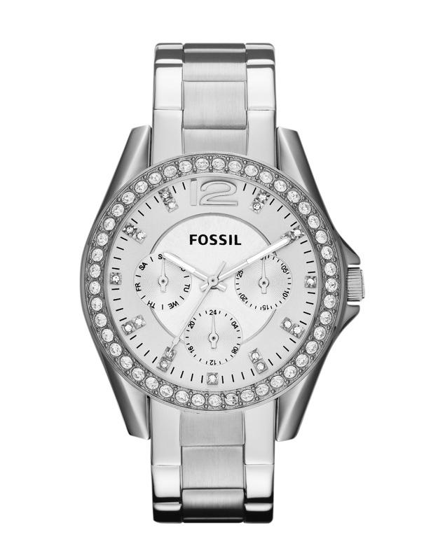 Fossil ES3202 - женские наручные часы из коллекции MultifunctionFossil<br><br><br>Бренд: Fossil<br>Модель: Fossil ES3202<br>Артикул: ES3202<br>Вариант артикула: None<br>Коллекция: Multifunction<br>Подколлекция: None<br>Страна: США<br>Пол: женские<br>Тип механизма: кварцевые<br>Механизм: None<br>Количество камней: None<br>Автоподзавод: None<br>Источник энергии: от батарейки<br>Срок службы элемента питания: None<br>Дисплей: стрелки<br>Цифры: арабские<br>Водозащита: WR 100<br>Противоударные: None<br>Материал корпуса: нерж. сталь<br>Материал браслета: нерж. сталь<br>Материал безеля: None<br>Стекло: минеральное<br>Антибликовое покрытие: None<br>Цвет корпуса: None<br>Цвет браслета: None<br>Цвет циферблата: None<br>Цвет безеля: None<br>Размеры: 38x12 мм<br>Диаметр: None<br>Диаметр корпуса: None<br>Толщина: None<br>Ширина ремешка: None<br>Вес: None<br>Спорт-функции: None<br>Подсветка: стрелок<br>Вставка: None<br>Отображение даты: число, день недели<br>Хронограф: None<br>Таймер: None<br>Термометр: None<br>Хронометр: None<br>GPS: None<br>Радиосинхронизация: None<br>Барометр: None<br>Скелетон: None<br>Дополнительная информация: None<br>Дополнительные функции: None