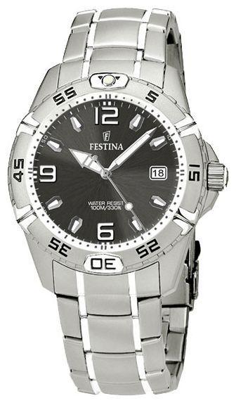 Festina F16170.3 - мужские наручные часы из коллекции SportFestina<br><br><br>Бренд: Festina<br>Модель: Festina F16170/3<br>Артикул: F16170.3<br>Вариант артикула: None<br>Коллекция: Sport<br>Подколлекция: None<br>Страна: Испания<br>Пол: мужские<br>Тип механизма: кварцевые<br>Механизм: None<br>Количество камней: None<br>Автоподзавод: None<br>Источник энергии: от батарейки<br>Срок службы элемента питания: None<br>Дисплей: стрелки<br>Цифры: арабские<br>Водозащита: WR 100<br>Противоударные: None<br>Материал корпуса: нерж. сталь<br>Материал браслета: не указан<br>Материал безеля: None<br>Стекло: минеральное<br>Антибликовое покрытие: None<br>Цвет корпуса: None<br>Цвет браслета: None<br>Цвет циферблата: None<br>Цвет безеля: None<br>Размеры: None<br>Диаметр: None<br>Диаметр корпуса: None<br>Толщина: None<br>Ширина ремешка: None<br>Вес: None<br>Спорт-функции: None<br>Подсветка: стрелок<br>Вставка: None<br>Отображение даты: число<br>Хронограф: None<br>Таймер: None<br>Термометр: None<br>Хронометр: None<br>GPS: None<br>Радиосинхронизация: None<br>Барометр: None<br>Скелетон: None<br>Дополнительная информация: None<br>Дополнительные функции: None