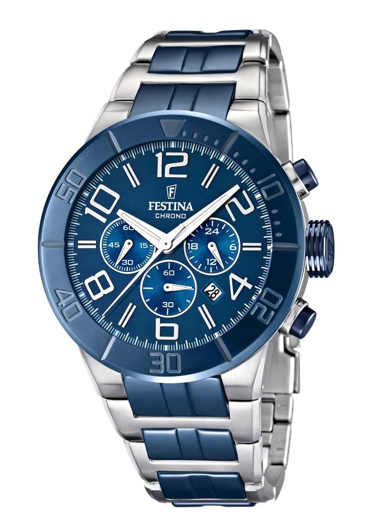 Festina F16576.3 - мужские наручные часы из коллекции CeramicFestina<br><br><br>Бренд: Festina<br>Модель: Festina F16576/3<br>Артикул: F16576.3<br>Вариант артикула: None<br>Коллекция: Ceramic<br>Подколлекция: None<br>Страна: Испания<br>Пол: мужские<br>Тип механизма: кварцевые<br>Механизм: M0S20<br>Количество камней: None<br>Автоподзавод: None<br>Источник энергии: от батарейки<br>Срок службы элемента питания: None<br>Дисплей: стрелки<br>Цифры: арабские<br>Водозащита: WR 100<br>Противоударные: None<br>Материал корпуса: нерж. сталь + керамика<br>Материал браслета: нерж. сталь + керамика<br>Материал безеля: None<br>Стекло: минеральное<br>Антибликовое покрытие: None<br>Цвет корпуса: None<br>Цвет браслета: None<br>Цвет циферблата: None<br>Цвет безеля: None<br>Размеры: 47 мм<br>Диаметр: None<br>Диаметр корпуса: None<br>Толщина: None<br>Ширина ремешка: None<br>Вес: None<br>Спорт-функции: секундомер<br>Подсветка: стрелок<br>Вставка: None<br>Отображение даты: число<br>Хронограф: есть<br>Таймер: None<br>Термометр: None<br>Хронометр: None<br>GPS: None<br>Радиосинхронизация: None<br>Барометр: None<br>Скелетон: None<br>Дополнительная информация: None<br>Дополнительные функции: второй часовой пояс