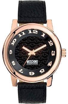 Moschino MW0264 - женские наручные часы из коллекции GentsMoschino<br>Корпус из нержавеющей стали с позолотой. Кожаный ремешок. Диаметр корпуса 44 мм.<br><br>Бренд: Moschino<br>Модель: Moschino MW0264<br>Артикул: MW0264<br>Вариант артикула: None<br>Коллекция: Gents<br>Подколлекция: None<br>Страна: Италия<br>Пол: женские<br>Тип механизма: кварцевые<br>Механизм: None<br>Количество камней: None<br>Автоподзавод: None<br>Источник энергии: от батарейки<br>Срок службы элемента питания: None<br>Дисплей: стрелки<br>Цифры: арабские<br>Водозащита: WR 30<br>Противоударные: None<br>Материал корпуса: нерж. сталь, PVD покрытие: позолота (полное)<br>Материал браслета: кожа<br>Материал безеля: None<br>Стекло: минеральное<br>Антибликовое покрытие: None<br>Цвет корпуса: None<br>Цвет браслета: None<br>Цвет циферблата: None<br>Цвет безеля: None<br>Размеры: 44 мм<br>Диаметр: None<br>Диаметр корпуса: None<br>Толщина: None<br>Ширина ремешка: None<br>Вес: None<br>Спорт-функции: None<br>Подсветка: стрелок<br>Вставка: None<br>Отображение даты: None<br>Хронограф: None<br>Таймер: None<br>Термометр: None<br>Хронометр: None<br>GPS: None<br>Радиосинхронизация: None<br>Барометр: None<br>Скелетон: None<br>Дополнительная информация: None<br>Дополнительные функции: None