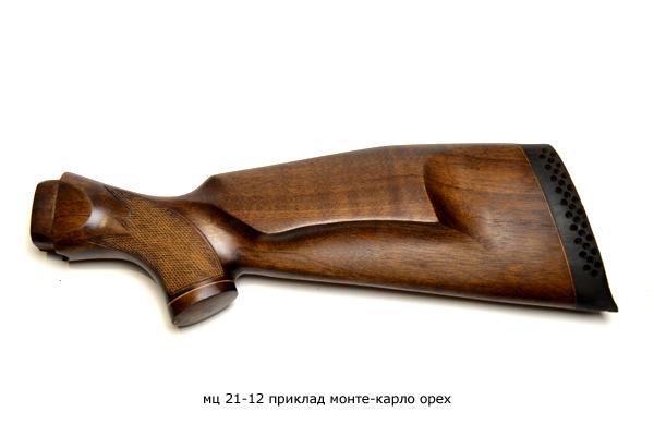 """МЦ 21-12 Приклад """"Монте-Карло"""" орех, цены на МЦ 21-12 Приклад """"Монте-Карло"""" орех, купить в Guns Parts"""