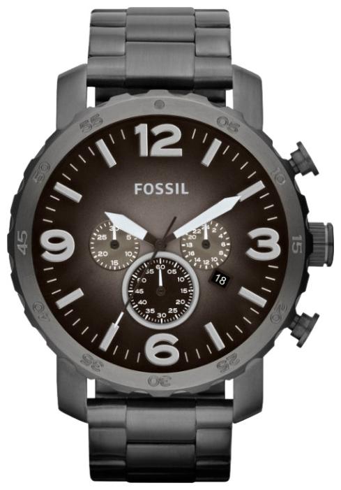 Fossil JR1437 - мужские наручные часыFossil<br><br><br>Бренд: Fossil<br>Модель: Fossil JR1437<br>Артикул: JR1437<br>Вариант артикула: None<br>Коллекция: None<br>Подколлекция: None<br>Страна: США<br>Пол: мужские<br>Тип механизма: кварцевые<br>Механизм: None<br>Количество камней: None<br>Автоподзавод: None<br>Источник энергии: от батарейки<br>Срок службы элемента питания: None<br>Дисплей: стрелки<br>Цифры: арабские<br>Водозащита: WR 50<br>Противоударные: None<br>Материал корпуса: нерж. сталь, PVD покрытие (полное)<br>Материал браслета: нерж. сталь, PVD покрытие (полное)<br>Материал безеля: None<br>Стекло: минеральное<br>Антибликовое покрытие: None<br>Цвет корпуса: None<br>Цвет браслета: None<br>Цвет циферблата: None<br>Цвет безеля: None<br>Размеры: 49x12 мм<br>Диаметр: None<br>Диаметр корпуса: None<br>Толщина: None<br>Ширина ремешка: None<br>Вес: None<br>Спорт-функции: секундомер<br>Подсветка: стрелок<br>Вставка: None<br>Отображение даты: число<br>Хронограф: есть<br>Таймер: None<br>Термометр: None<br>Хронометр: None<br>GPS: None<br>Радиосинхронизация: None<br>Барометр: None<br>Скелетон: None<br>Дополнительная информация: None<br>Дополнительные функции: второй часовой пояс