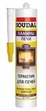 Герметик для печей Соудал Калофер черный 310мл (15шт/кор)