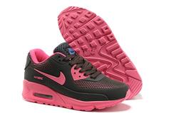 Кроссовки Женские Nike Air Max 90 Grey Pink