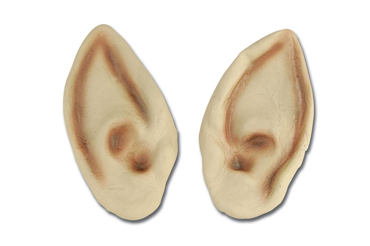 Как сделать уши тролля