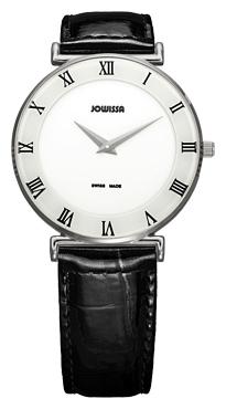 Jowissa J2.002.L - женские наручные часы из коллекции RomaJowissa<br><br><br>Бренд: Jowissa<br>Модель: Jowissa J2.002.L<br>Артикул: J2.002.L<br>Вариант артикула: None<br>Коллекция: Roma<br>Подколлекция: None<br>Страна: Швейцария<br>Пол: женские<br>Тип механизма: кварцевые<br>Механизм: Ronda 762<br>Количество камней: None<br>Автоподзавод: None<br>Источник энергии: от батарейки<br>Срок службы элемента питания: None<br>Дисплей: стрелки<br>Цифры: римские<br>Водозащита: WR 30<br>Противоударные: None<br>Материал корпуса: нерж. сталь<br>Материал браслета: кожа<br>Материал безеля: None<br>Стекло: минеральное<br>Антибликовое покрытие: None<br>Цвет корпуса: None<br>Цвет браслета: None<br>Цвет циферблата: None<br>Цвет безеля: None<br>Размеры: 35x35 мм<br>Диаметр: None<br>Диаметр корпуса: None<br>Толщина: None<br>Ширина ремешка: None<br>Вес: None<br>Спорт-функции: None<br>Подсветка: None<br>Вставка: None<br>Отображение даты: None<br>Хронограф: None<br>Таймер: None<br>Термометр: None<br>Хронометр: None<br>GPS: None<br>Радиосинхронизация: None<br>Барометр: None<br>Скелетон: None<br>Дополнительная информация: None<br>Дополнительные функции: None