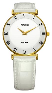 Jowissa J2.027.L - женские наручные часы из коллекции RomaJowissa<br><br><br>Бренд: Jowissa<br>Модель: Jowissa J2.027.L<br>Артикул: J2.027.L<br>Вариант артикула: None<br>Коллекция: Roma<br>Подколлекция: None<br>Страна: Швейцария<br>Пол: женские<br>Тип механизма: кварцевые<br>Механизм: Ronda 762<br>Количество камней: None<br>Автоподзавод: None<br>Источник энергии: от батарейки<br>Срок службы элемента питания: None<br>Дисплей: стрелки<br>Цифры: римские<br>Водозащита: WR 30<br>Противоударные: None<br>Материал корпуса: нерж. сталь, покрытие: позолота<br>Материал браслета: кожа<br>Материал безеля: None<br>Стекло: минеральное<br>Антибликовое покрытие: None<br>Цвет корпуса: None<br>Цвет браслета: None<br>Цвет циферблата: None<br>Цвет безеля: None<br>Размеры: 35x35 мм<br>Диаметр: None<br>Диаметр корпуса: None<br>Толщина: None<br>Ширина ремешка: None<br>Вес: None<br>Спорт-функции: None<br>Подсветка: None<br>Вставка: None<br>Отображение даты: None<br>Хронограф: None<br>Таймер: None<br>Термометр: None<br>Хронометр: None<br>GPS: None<br>Радиосинхронизация: None<br>Барометр: None<br>Скелетон: None<br>Дополнительная информация: None<br>Дополнительные функции: None