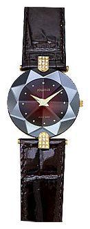 Jowissa J5.013.S - женские наручные часы из коллекции FacetedJowissa<br><br><br>Бренд: Jowissa<br>Модель: Jowissa J5.013.S<br>Артикул: J5.013.S<br>Вариант артикула: None<br>Коллекция: Faceted<br>Подколлекция: None<br>Страна: Швейцария<br>Пол: женские<br>Тип механизма: кварцевые<br>Механизм: Ronda 762<br>Количество камней: None<br>Автоподзавод: None<br>Источник энергии: от батарейки<br>Срок службы элемента питания: None<br>Дисплей: стрелки<br>Цифры: отсутствуют<br>Водозащита: WR 30<br>Противоударные: None<br>Материал корпуса: нерж. сталь, покрытие: позолота<br>Материал браслета: кожа<br>Материал безеля: None<br>Стекло: минеральное<br>Антибликовое покрытие: None<br>Цвет корпуса: None<br>Цвет браслета: None<br>Цвет циферблата: None<br>Цвет безеля: None<br>Размеры: 24x24x7.5 мм<br>Диаметр: None<br>Диаметр корпуса: None<br>Толщина: None<br>Ширина ремешка: None<br>Вес: None<br>Спорт-функции: None<br>Подсветка: None<br>Вставка: циркон<br>Отображение даты: None<br>Хронограф: None<br>Таймер: None<br>Термометр: None<br>Хронометр: None<br>GPS: None<br>Радиосинхронизация: None<br>Барометр: None<br>Скелетон: None<br>Дополнительная информация: позолота 5 мкм<br>Дополнительные функции: None