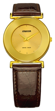 Jowissa J3.037.M - женские наручные часы из коллекции EleganceJowissa<br><br><br>Бренд: Jowissa<br>Модель: Jowissa J3.037.M<br>Артикул: J3.037.M<br>Вариант артикула: None<br>Коллекция: Elegance<br>Подколлекция: None<br>Страна: Швейцария<br>Пол: женские<br>Тип механизма: кварцевые<br>Механизм: Ronda 762<br>Количество камней: None<br>Автоподзавод: None<br>Источник энергии: от батарейки<br>Срок службы элемента питания: None<br>Дисплей: стрелки<br>Цифры: отсутствуют<br>Водозащита: WR 30<br>Противоударные: None<br>Материал корпуса: нерж. сталь, покрытие: позолота<br>Материал браслета: кожа<br>Материал безеля: None<br>Стекло: минеральное<br>Антибликовое покрытие: None<br>Цвет корпуса: None<br>Цвет браслета: None<br>Цвет циферблата: None<br>Цвет безеля: None<br>Размеры: 31x31 мм<br>Диаметр: None<br>Диаметр корпуса: None<br>Толщина: None<br>Ширина ремешка: None<br>Вес: None<br>Спорт-функции: None<br>Подсветка: None<br>Вставка: None<br>Отображение даты: None<br>Хронограф: None<br>Таймер: None<br>Термометр: None<br>Хронометр: None<br>GPS: None<br>Радиосинхронизация: None<br>Барометр: None<br>Скелетон: None<br>Дополнительная информация: None<br>Дополнительные функции: None