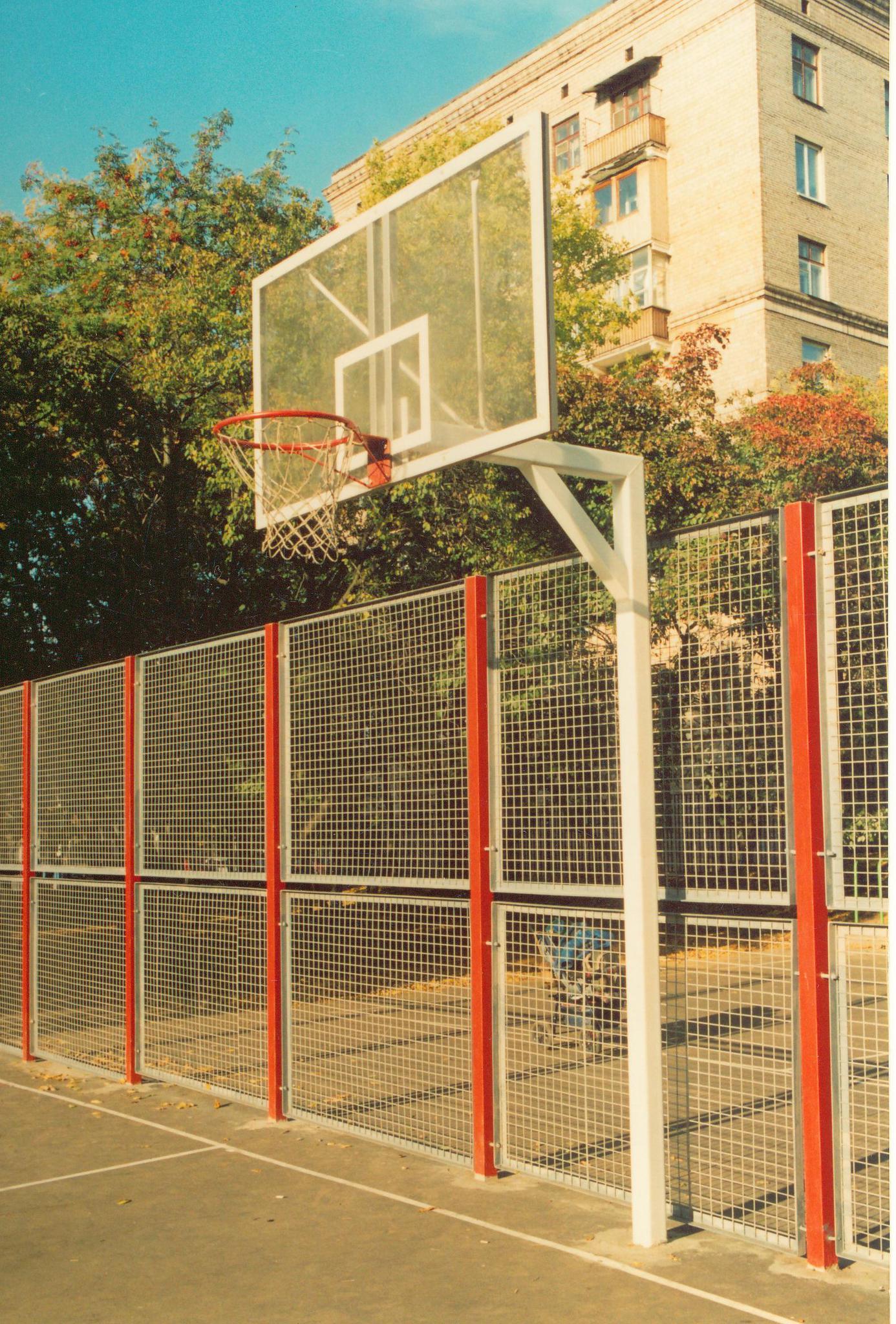 Баскетбольные щиты своими руками фото