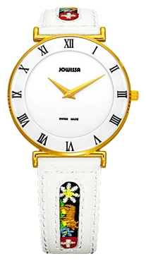 Jowissa J2.035.L - женские наручные часы из коллекции RomaJowissa<br><br><br>Бренд: Jowissa<br>Модель: Jowissa J2.035.L<br>Артикул: J2.035.L<br>Вариант артикула: None<br>Коллекция: Roma<br>Подколлекция: None<br>Страна: Швейцария<br>Пол: женские<br>Тип механизма: кварцевые<br>Механизм: Ronda 762<br>Количество камней: None<br>Автоподзавод: None<br>Источник энергии: от батарейки<br>Срок службы элемента питания: None<br>Дисплей: стрелки<br>Цифры: римские<br>Водозащита: WR 30<br>Противоударные: None<br>Материал корпуса: нерж. сталь, IP покрытие (полное)<br>Материал браслета: кожа<br>Материал безеля: None<br>Стекло: минеральное<br>Антибликовое покрытие: None<br>Цвет корпуса: None<br>Цвет браслета: None<br>Цвет циферблата: None<br>Цвет безеля: None<br>Размеры: 36 мм<br>Диаметр: None<br>Диаметр корпуса: None<br>Толщина: None<br>Ширина ремешка: None<br>Вес: None<br>Спорт-функции: None<br>Подсветка: None<br>Вставка: None<br>Отображение даты: None<br>Хронограф: None<br>Таймер: None<br>Термометр: None<br>Хронометр: None<br>GPS: None<br>Радиосинхронизация: None<br>Барометр: None<br>Скелетон: None<br>Дополнительная информация: None<br>Дополнительные функции: None