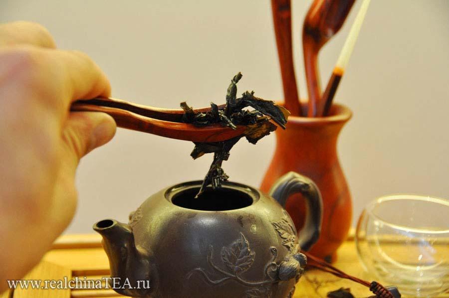 Чайный пинцет
