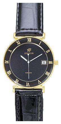 Jowissa J2.049.L - мужские наручные часы из коллекции RomaJowissa<br><br><br>Бренд: Jowissa<br>Модель: Jowissa J2.049.L<br>Артикул: J2.049.L<br>Вариант артикула: None<br>Коллекция: Roma<br>Подколлекция: None<br>Страна: Швейцария<br>Пол: мужские<br>Тип механизма: кварцевые<br>Механизм: ETA F06<br>Количество камней: None<br>Автоподзавод: None<br>Источник энергии: от батарейки<br>Срок службы элемента питания: None<br>Дисплей: стрелки<br>Цифры: римские<br>Водозащита: WR 30<br>Противоударные: None<br>Материал корпуса: нерж. сталь, IP покрытие<br>Материал браслета: кожа<br>Материал безеля: None<br>Стекло: минеральное<br>Антибликовое покрытие: None<br>Цвет корпуса: None<br>Цвет браслета: None<br>Цвет циферблата: None<br>Цвет безеля: None<br>Размеры: 35x35x7 мм<br>Диаметр: None<br>Диаметр корпуса: None<br>Толщина: None<br>Ширина ремешка: None<br>Вес: None<br>Спорт-функции: None<br>Подсветка: None<br>Вставка: None<br>Отображение даты: число<br>Хронограф: None<br>Таймер: None<br>Термометр: None<br>Хронометр: None<br>GPS: None<br>Радиосинхронизация: None<br>Барометр: None<br>Скелетон: None<br>Дополнительная информация: None<br>Дополнительные функции: None
