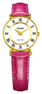 Jowissa J2.101.S - женские наручные часы из коллекции RomaJowissa<br><br><br>Бренд: Jowissa<br>Модель: Jowissa J2.101.S<br>Артикул: J2.101.S<br>Вариант артикула: None<br>Коллекция: Roma<br>Подколлекция: None<br>Страна: Швейцария<br>Пол: женские<br>Тип механизма: кварцевые<br>Механизм: Ronda 762<br>Количество камней: None<br>Автоподзавод: None<br>Источник энергии: от батарейки<br>Срок службы элемента питания: None<br>Дисплей: стрелки<br>Цифры: римские<br>Водозащита: WR 30<br>Противоударные: None<br>Материал корпуса: нерж. сталь, покрытие: позолота<br>Материал браслета: кожа<br>Материал безеля: None<br>Стекло: минеральное<br>Антибликовое покрытие: None<br>Цвет корпуса: None<br>Цвет браслета: None<br>Цвет циферблата: None<br>Цвет безеля: None<br>Размеры: 25x25 мм<br>Диаметр: None<br>Диаметр корпуса: None<br>Толщина: None<br>Ширина ремешка: None<br>Вес: None<br>Спорт-функции: None<br>Подсветка: None<br>Вставка: None<br>Отображение даты: None<br>Хронограф: None<br>Таймер: None<br>Термометр: None<br>Хронометр: None<br>GPS: None<br>Радиосинхронизация: None<br>Барометр: None<br>Скелетон: None<br>Дополнительная информация: None<br>Дополнительные функции: None