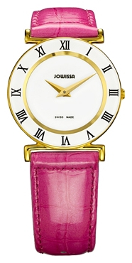 Jowissa J2.101.M - женские наручные часы из коллекции RomaJowissa<br><br><br>Бренд: Jowissa<br>Модель: Jowissa J2.101.M<br>Артикул: J2.101.M<br>Вариант артикула: None<br>Коллекция: Roma<br>Подколлекция: None<br>Страна: Швейцария<br>Пол: женские<br>Тип механизма: кварцевые<br>Механизм: Ronda 762<br>Количество камней: None<br>Автоподзавод: None<br>Источник энергии: от батарейки<br>Срок службы элемента питания: None<br>Дисплей: стрелки<br>Цифры: римские<br>Водозащита: WR 30<br>Противоударные: None<br>Материал корпуса: нерж. сталь, покрытие: позолота<br>Материал браслета: кожа<br>Материал безеля: None<br>Стекло: минеральное<br>Антибликовое покрытие: None<br>Цвет корпуса: None<br>Цвет браслета: None<br>Цвет циферблата: None<br>Цвет безеля: None<br>Размеры: 31x31 мм<br>Диаметр: None<br>Диаметр корпуса: None<br>Толщина: None<br>Ширина ремешка: None<br>Вес: None<br>Спорт-функции: None<br>Подсветка: None<br>Вставка: None<br>Отображение даты: None<br>Хронограф: None<br>Таймер: None<br>Термометр: None<br>Хронометр: None<br>GPS: None<br>Радиосинхронизация: None<br>Барометр: None<br>Скелетон: None<br>Дополнительная информация: None<br>Дополнительные функции: None